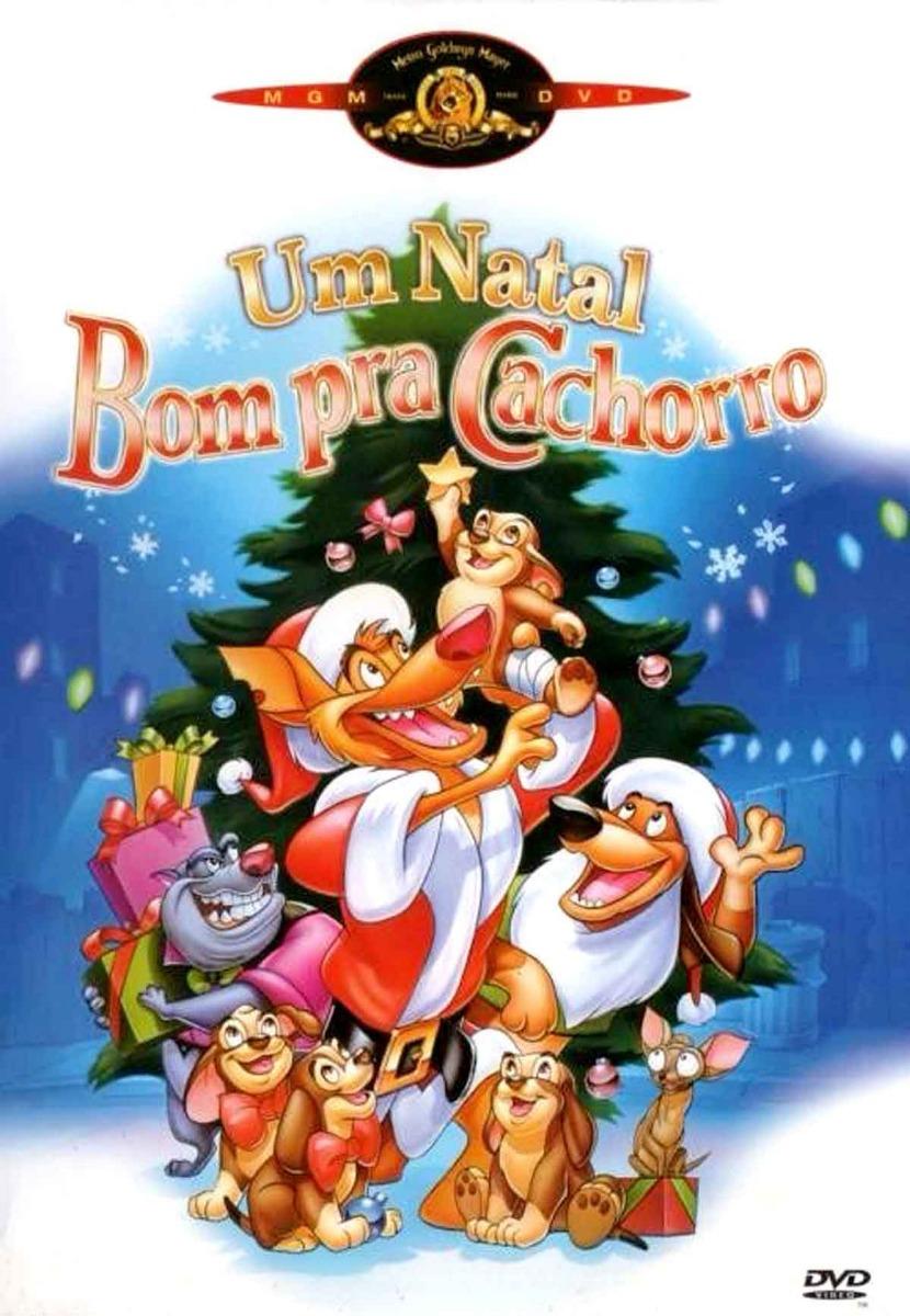 Dvd Natal Bom Pra Cachorro Dublado Classico Natal Infantil R 39