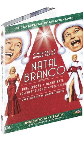 dvd natal branco - classicline - bonellihq d19