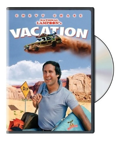 dvd : national lampoon's vacation (special edition,...