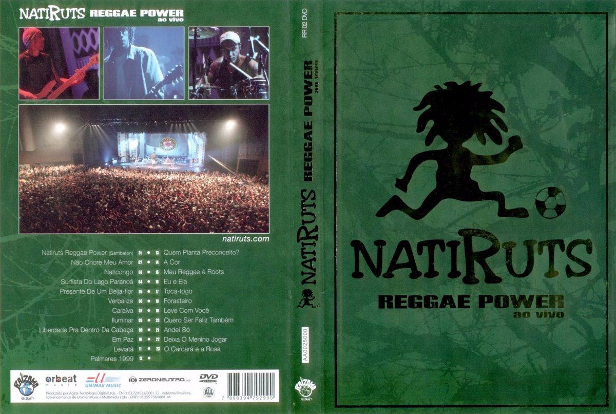 natiruts reggae power ao vivo dvd