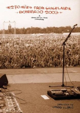 dvd neil young 270 miles from graceland - live from bonnaroo