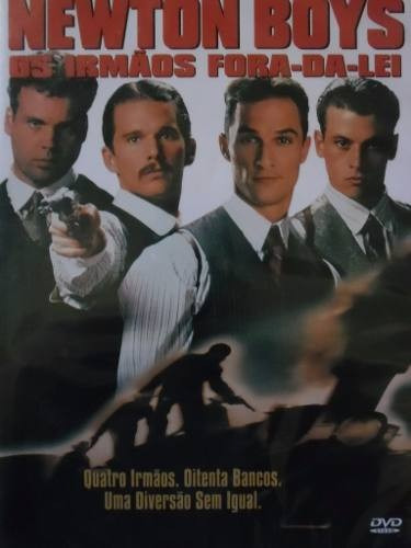 dvd newton boys os irmaos fora da lei
