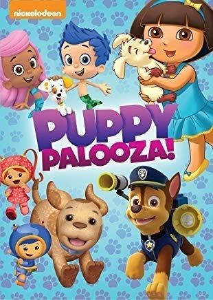 dvd nickelodeon favorites: puppy palooza (dvd)