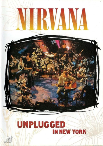 dvd nirvana unplugged in new york, 1993 the man who sold the