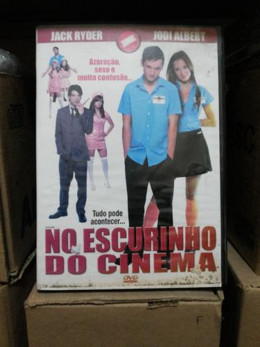 dvd no escurinho do cinema