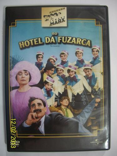 dvd - no hotel da fuzarca