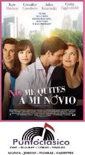 dvd - no me quites a mi novio