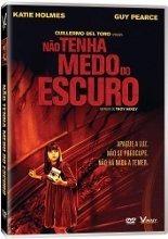 dvd não tenha medo do escuro