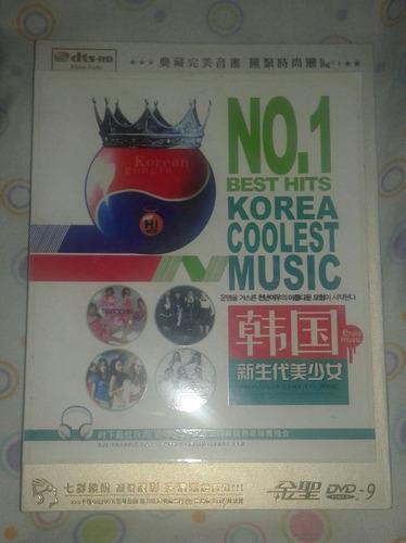 dvd no.1 best hits