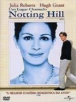 dvd notting hill (julia roberts/hugh grant)