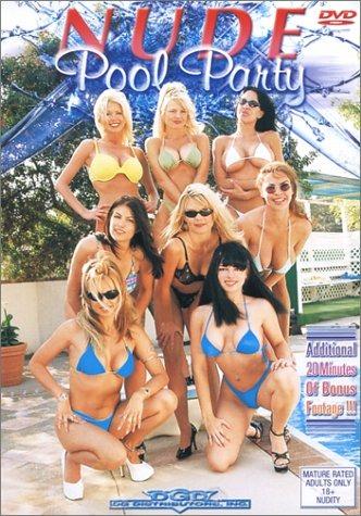 break party spring Nude pool