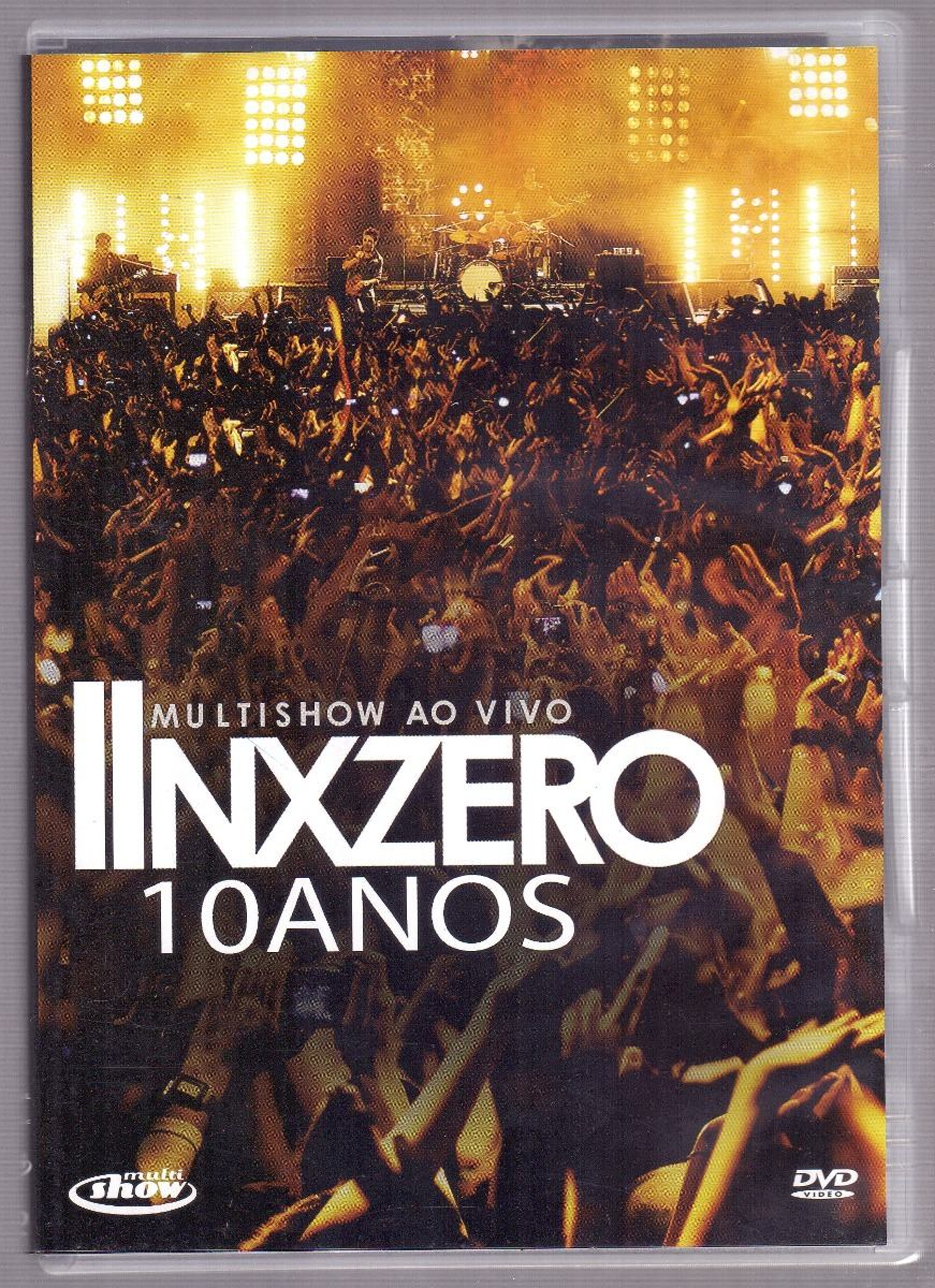 dvd do nx zero multishow