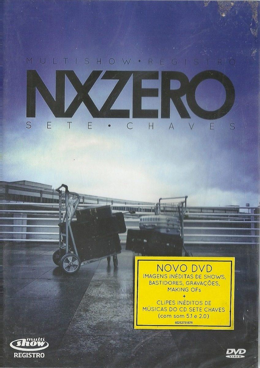 novo cd sete chaves nx zero