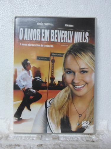 dvd o amor em beverly hills - original