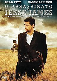dvd - o assassinato de jesse james pelo covarde robert ford