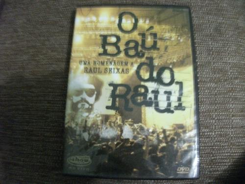 dvd o bau do raul homenagem a raul seixas