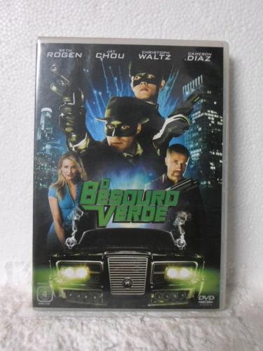 dvd o besouro verde - original