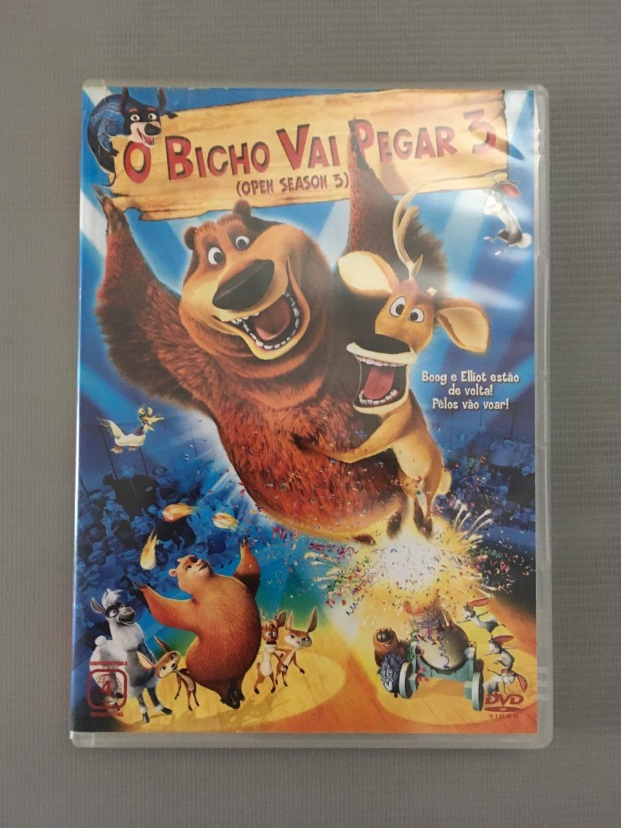 Dvd O Bicho Vai Pegar 3 R 22 02 Em Mercado Livre