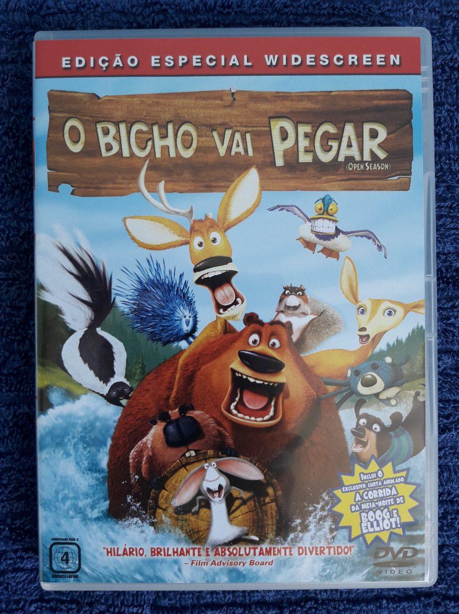 Dvd O Bicho Vai Pegar Original Novo Nao Lacrado R 25 90 Em