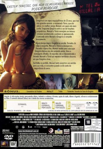 dvd - o búfalo da noite - ( el bufalo de la noche )
