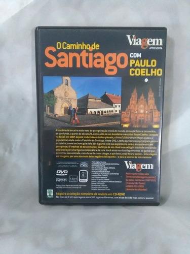 dvd o caminho de santiago com paulo coelho