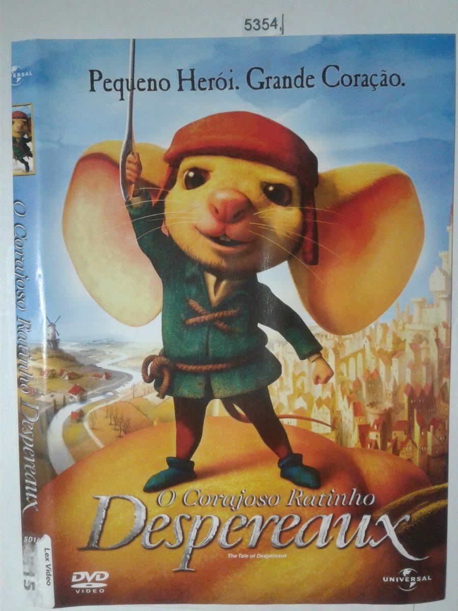 filme gratis o corajoso ratinho despereaux