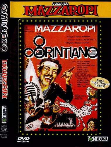 dvd o corintiano coleção mazzaropi original