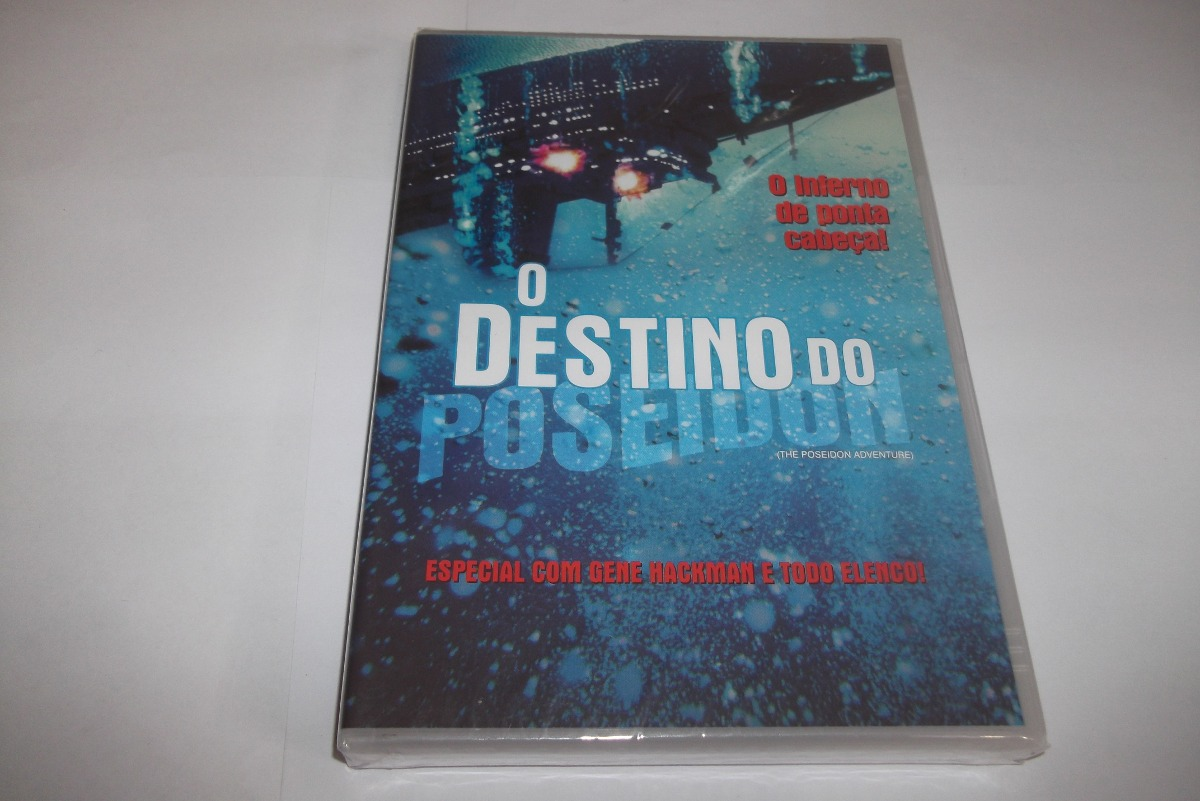 filme o destino do poseidon 1972 dublado