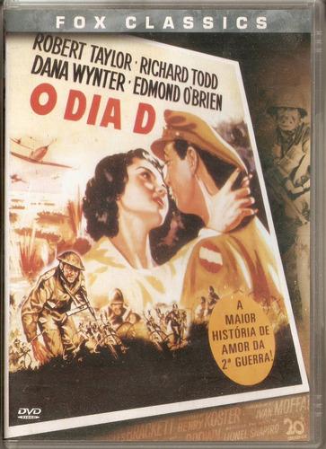 dvd o dia d  robert taylor -1956