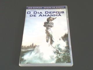 dvd o dia  depois de amanhã  (edição do cinema)