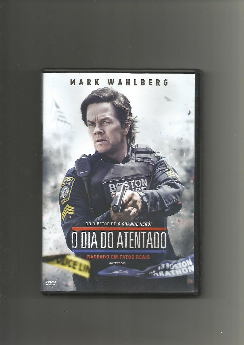 fe0690b368a74 Dvd O Dia Do Atentado ( Original ) - R  19,90 em Mercado Livre