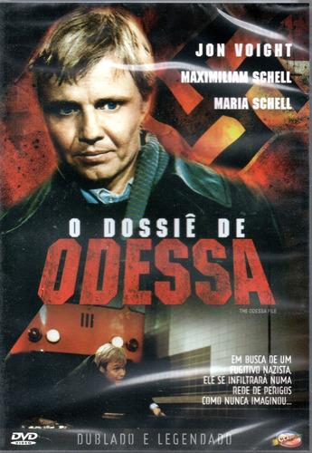 dvd o dossie de odessa  - classicline - bonellihq m20