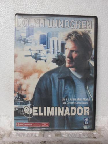 dvd o eliminador - dolph lundgreen