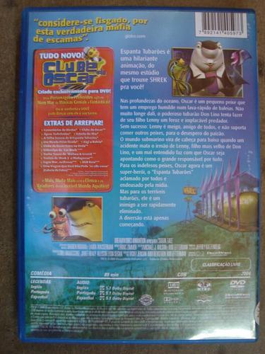 dvd o espanta tubarões