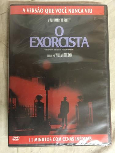 dvd o exorcista - novo, lacrado