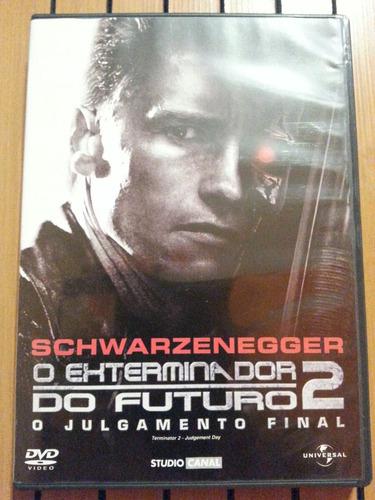 dvd o exterminador do futuro 2 o julgamento final original