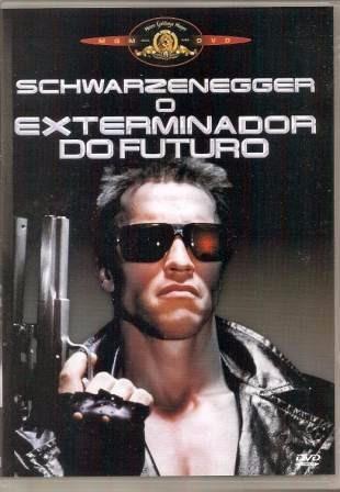 dvd - o exterminador do futuro - original - dublado