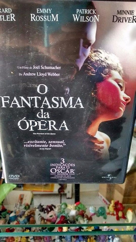 dvd o fantasma da opera