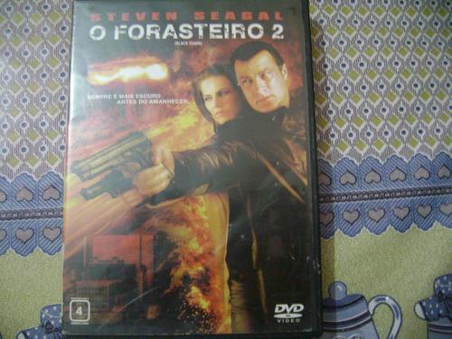 dvd  o forasteiro 2