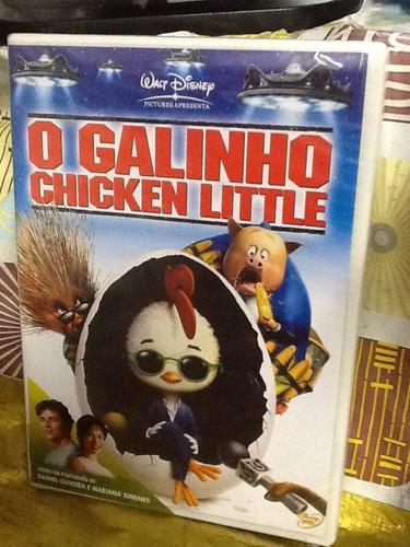 dvd o galinho chicken little