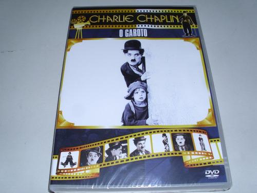 dvd o garoto com charlie chaplin