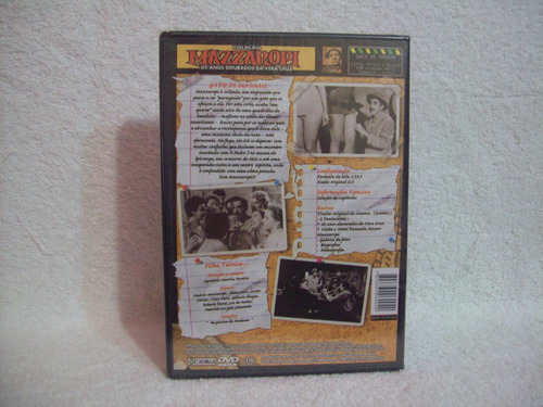 dvd o gato de madame- coleção mazzaropi- lacrado de fábrica