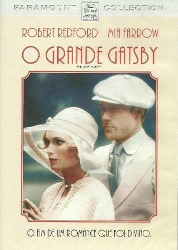 dvd o grande gatsby robert redford, mia farrow