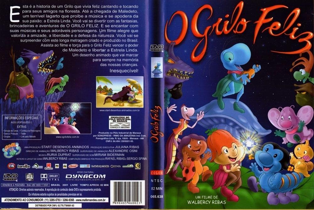 Resultado de imagem para o grilo feliz 2001 filme