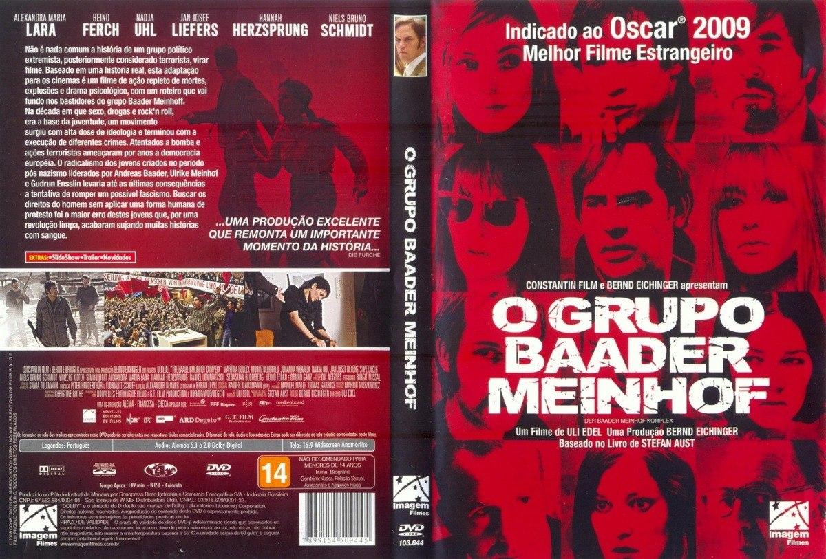 filme o grupo baader meinhof