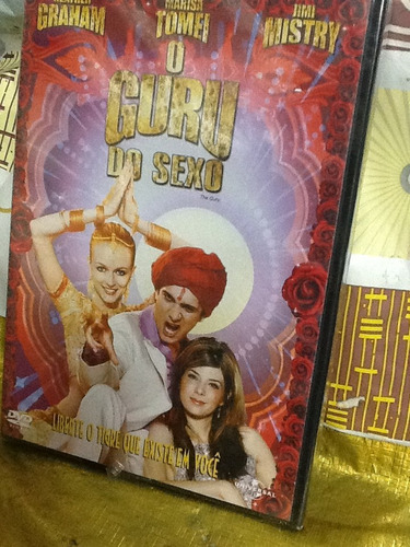 dvd o guru do sexo
