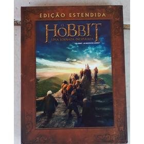 Dvd O Hobbit Uma Jornada Inesperada Edição Estendida 5 Disco