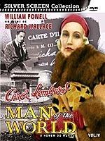 dvd o homem do mundo (1931) - carole lombard william powell