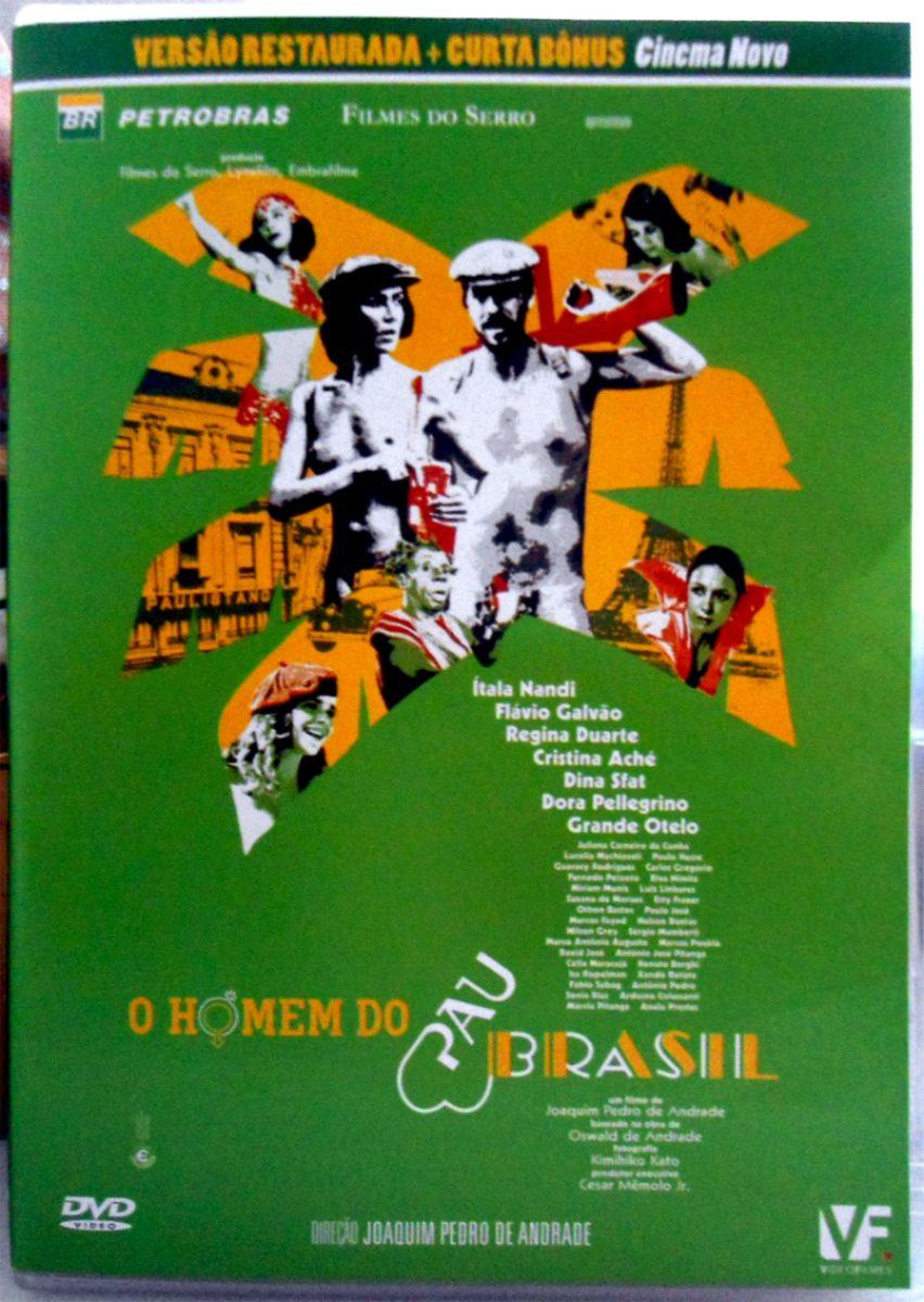 Resultado de imagem para o homem do pau brasil