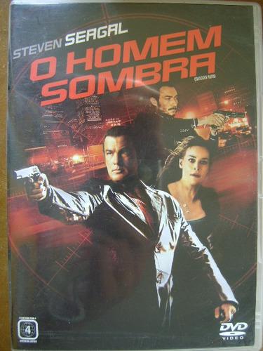dvd o homem sombra  steven seagal 64